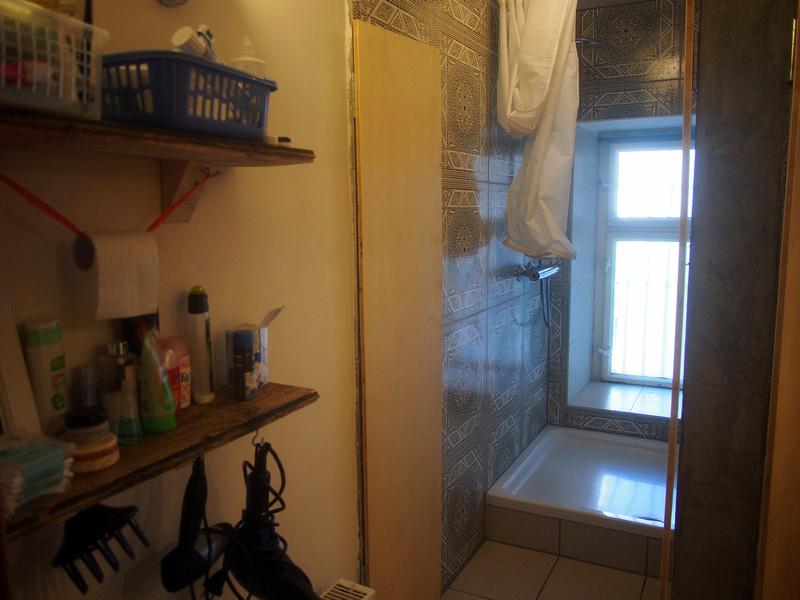 Bathroom - Ost-Apotheke Hostel