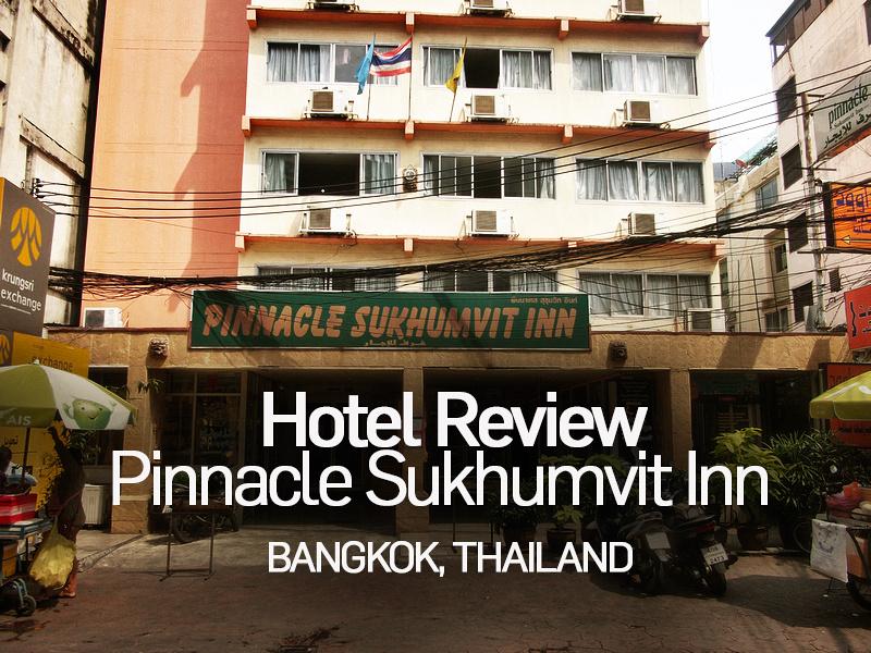 Pinnacle Sukhumvit Inn, Bangkok - Thailand