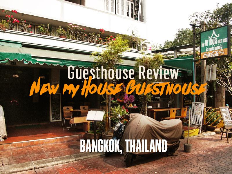 New My House Guest House, Bangkok - Thailand