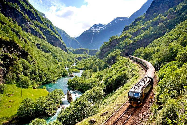 Oslo-Bergen Train