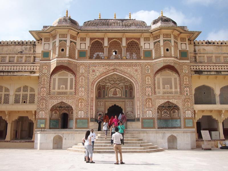 Ganesh Gate - Amber Fort