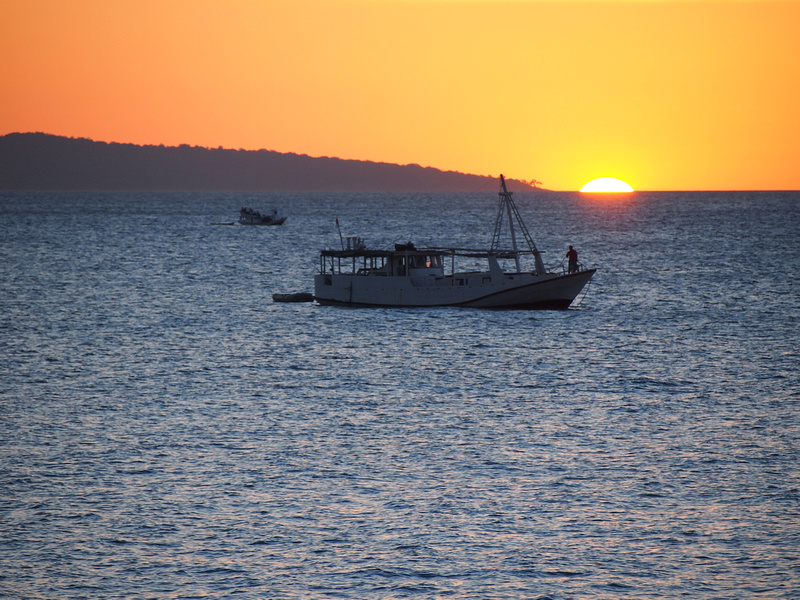 Sunset, Kupang - West Timor