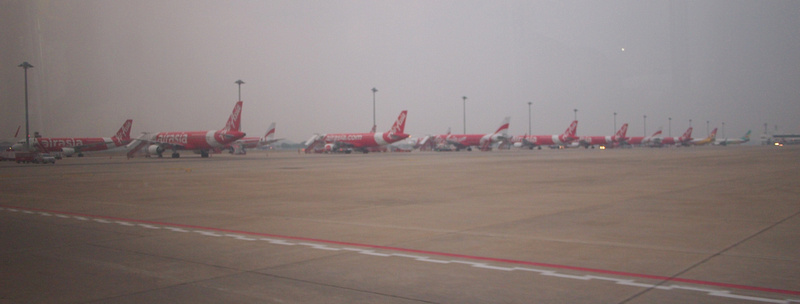 AirAsia at DMK