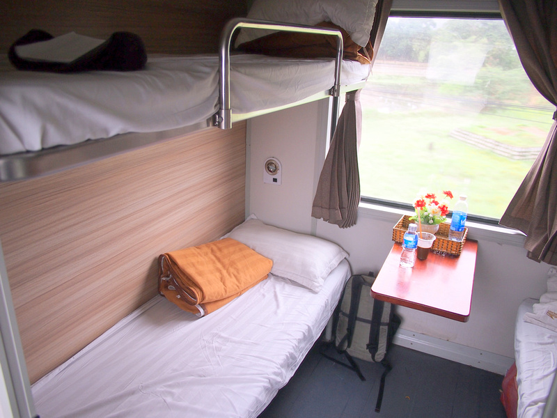 Four-bed cabin