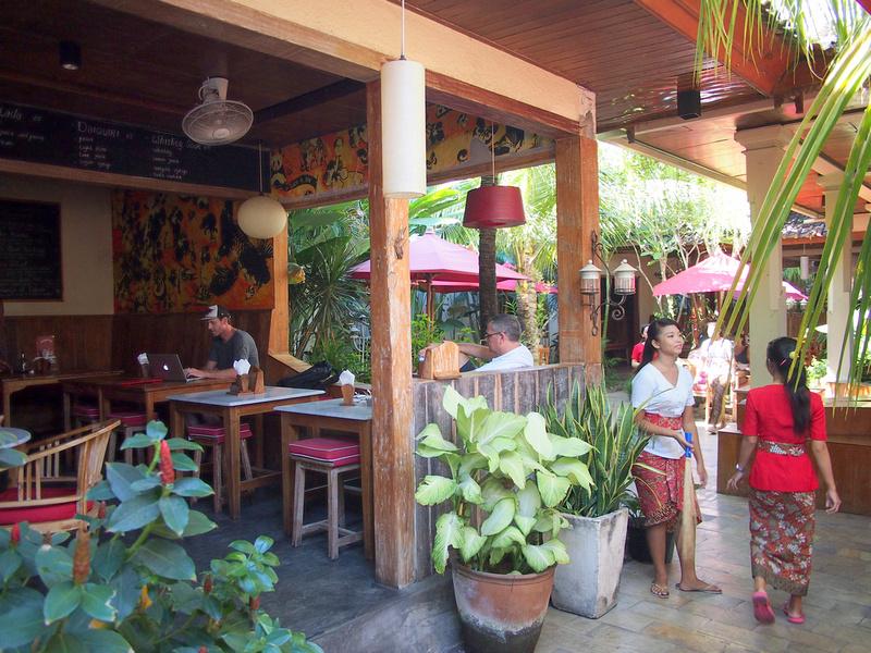 Warung Ocha, Seminyak - Bali