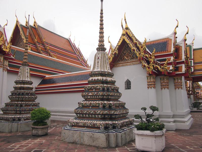 Wat Pho, Bangkok - Thailand