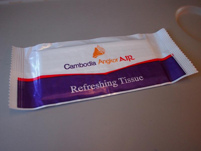 Cambodia Angkor Air Refreshing Tissue