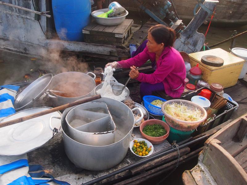 Soup boat - Cai Rang