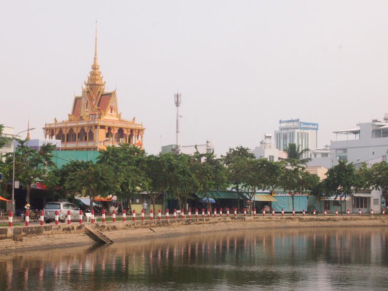 Munirensay Pagoda, Can Tho - Vietnam
