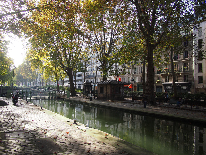 St Martins Canal