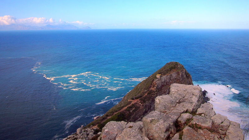 Cape Point and False Bay