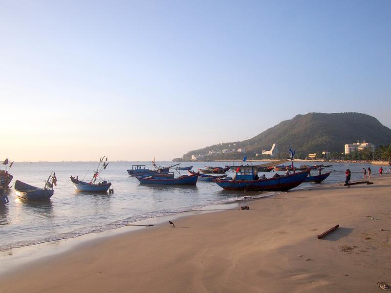 Front Beach - Vung Tau