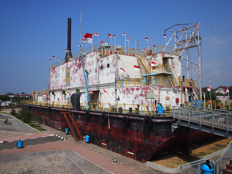 Electricity Barge - Banda Aceh