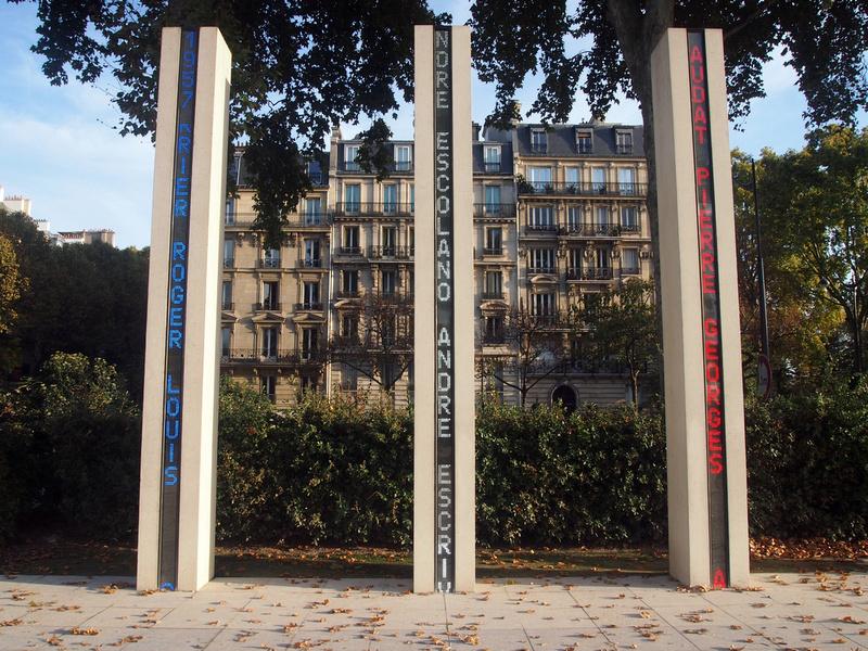 French Algerian War Memorial