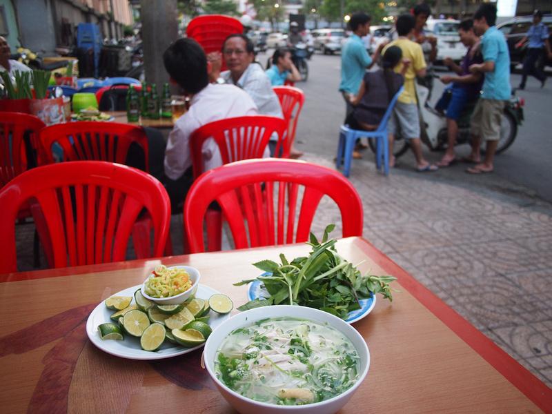 Pho Ga - Ho Chi Minh City