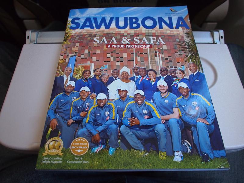 Sawubona - May 2016