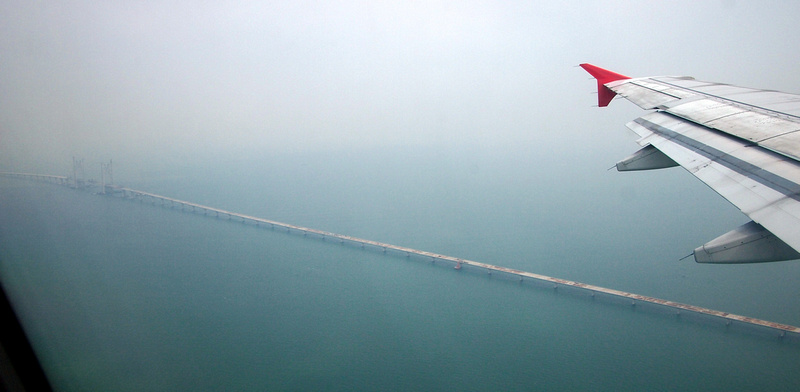 Hong Kong - Macau bridge