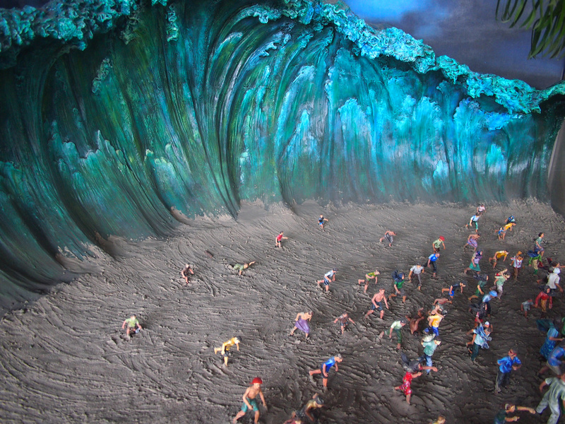 Tsunami Model - Banda Aceh