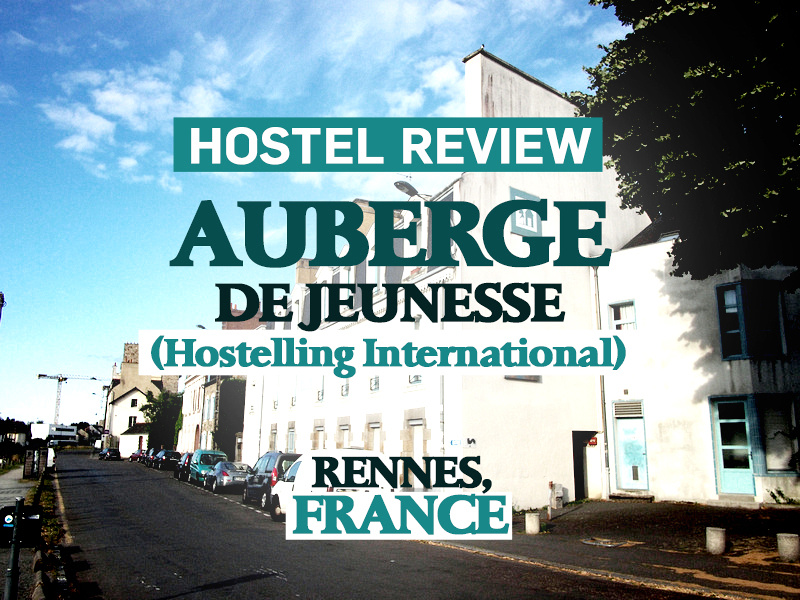 hostel review auberge de jeunesse hostelling. Black Bedroom Furniture Sets. Home Design Ideas