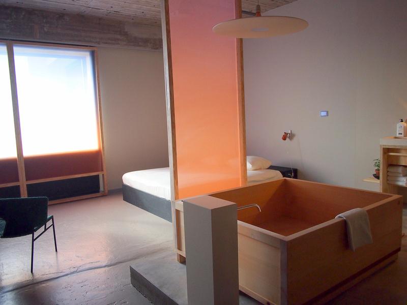 Room with bath - Volkshotel