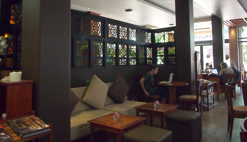 Xotique Coffee and Bakery - Phnom Penh