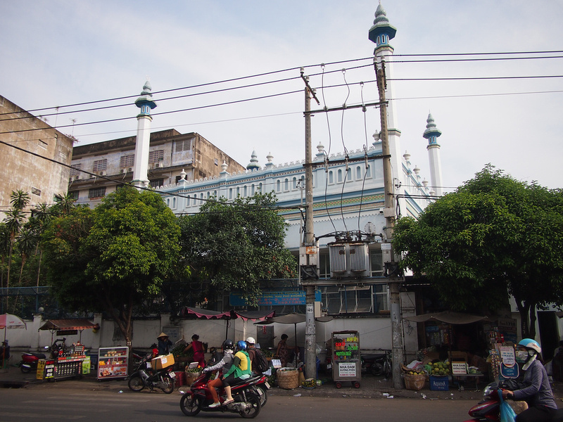 Mosque - D5 Ho Chi Minh City