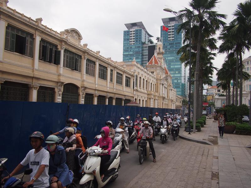 City Hall Road Works