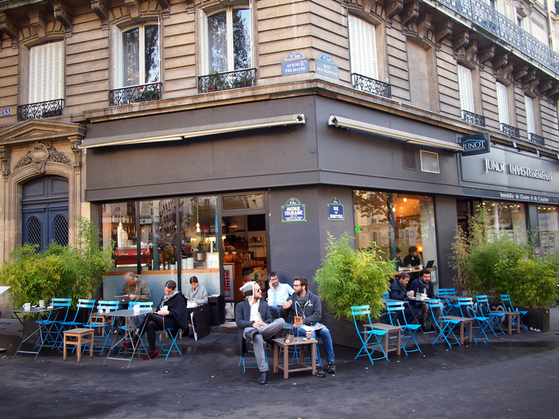 KB Cafe - Paris