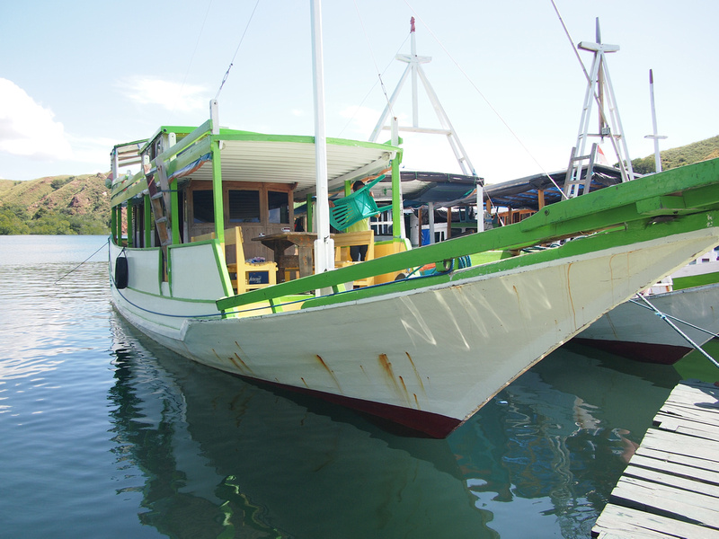 The Boat - Putri Komodo Tours