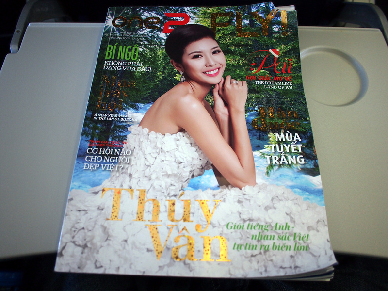 VietJet Air - January 2016 inflight magazine
