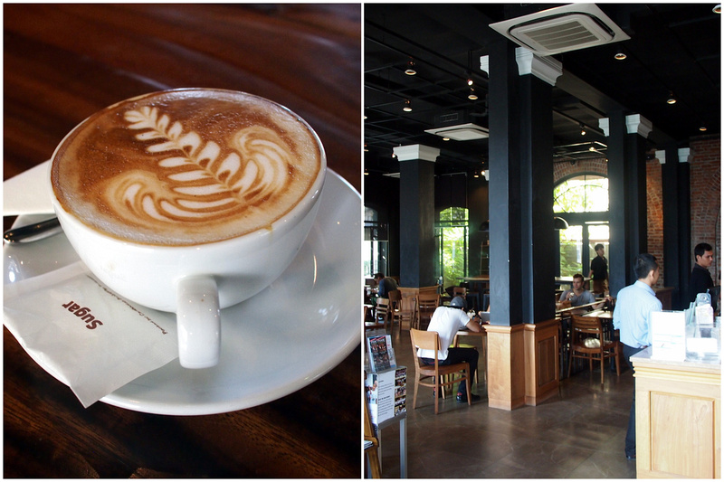 Brown Coffee - Phnom Penh