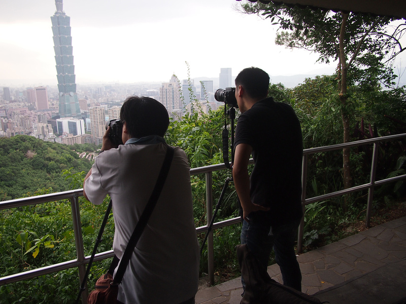 Photographing Taipei 101