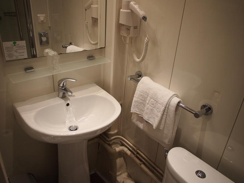 Bathroom - Hôtel Rouen Cathédrale
