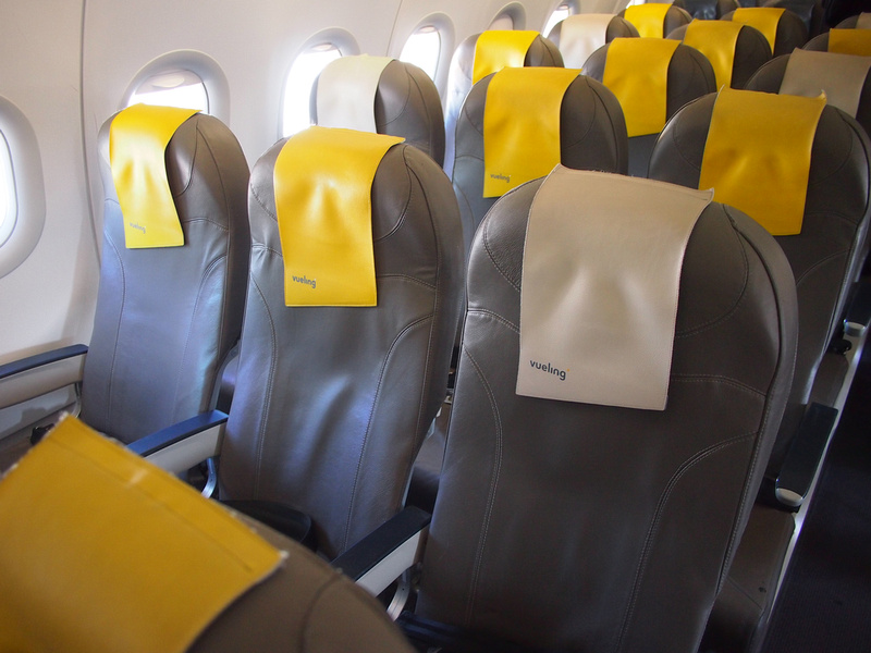 Flight Review Vueling Manchester To Barcelona
