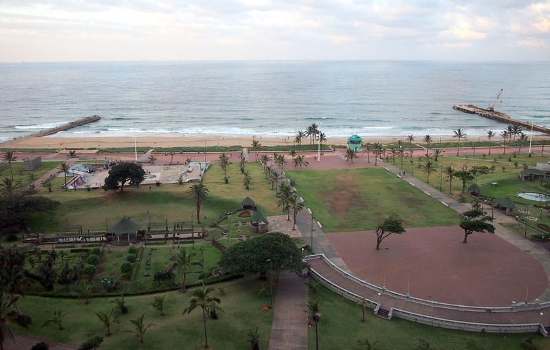 Durban ocean view