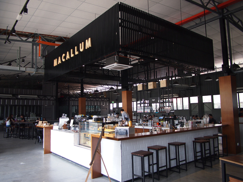 Macallum Connoisseurs Coffee Company
