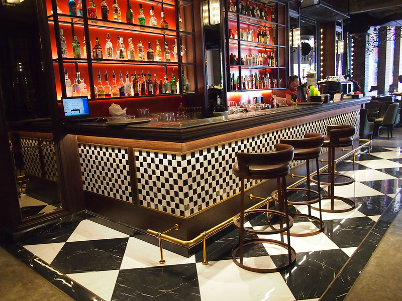 Shanghai Mansion bar
