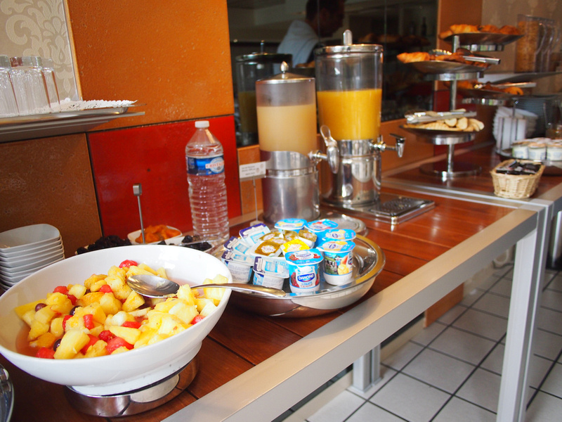 Breakfast - Hotel Saint Nicolas