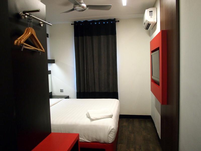 Pi Hotel - Room