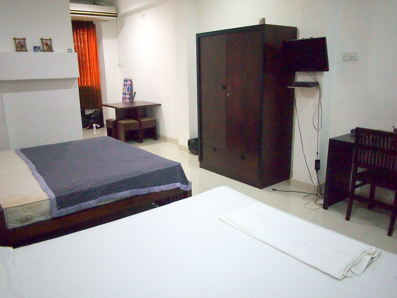 Zak Residences - Bedroom