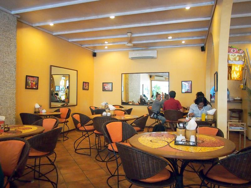 Cafe Moka, Seminyak - Bali