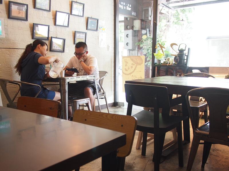 21 Cafe