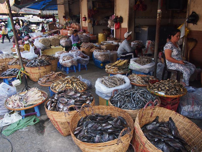 Market wanderings