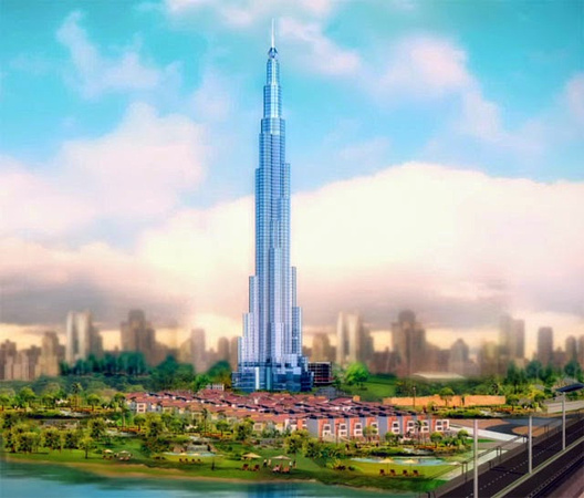 The Landmark 81 Tower