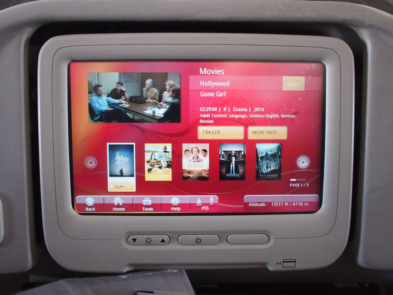 SriLankan Airlines movies