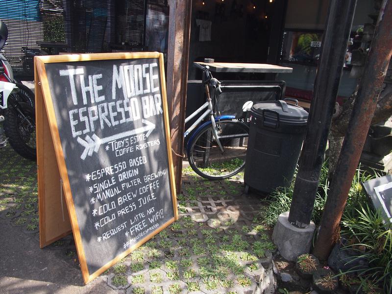The Moose Espresso Bar