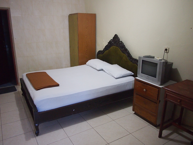 Bed at Maliana Hotel