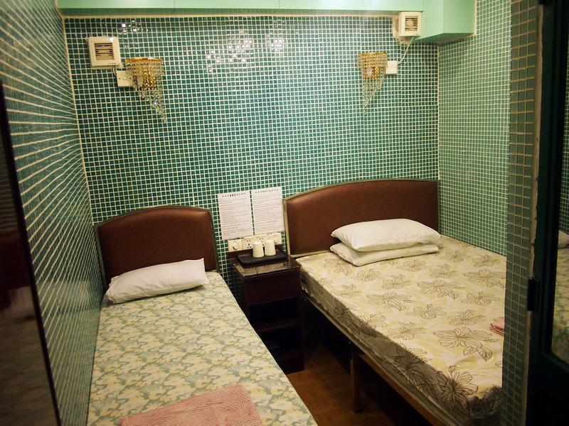 Hong Kong Tai Wan Hotel Beds