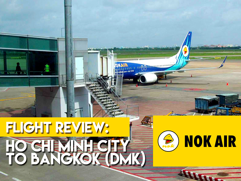Flight Review: Nok Air - Ho Chi Minh City to Bangkok (DMK)