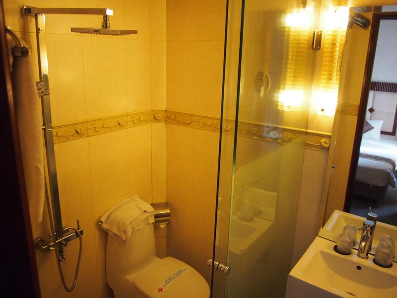 Mifuki Boutique Hotel Bathroom